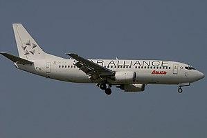 Lauda Air - Lauda Air Boeing 737-300 in Star Alliance livery