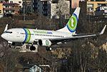 Boeing 737-7K2, Transavia Airlines JP6460405.jpg