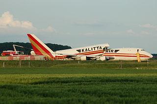 Kalitta Air Flight 207 2008 Aviation accident