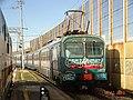 Bologna - stazione ferroviaria Centrale - automotrice ALe 582.049.jpg