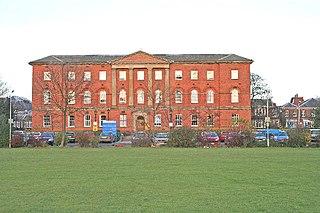 Bootham Park Hospital Hospital in North Yorkshire, England