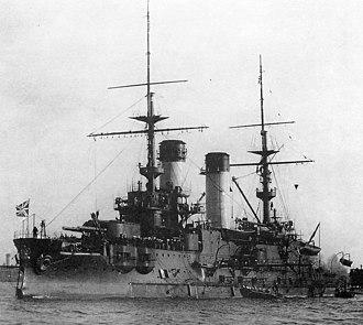 Russian battleship Borodino - Image: Borodino 1904Kronshtadt