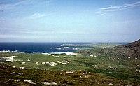 Borve and its adjoining coastline from Beinn na Moine - geograph.org.uk - 327424.jpg