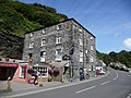Boscastle, the Cobweb Inn - geograph.org.uk - 1466522.jpg