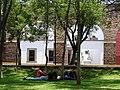 Bosque de Cuauhtemoc Scene with Acueduct - Morelia - Michoacan - Mexico (20497282015).jpg