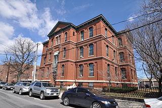 Theodore Lyman School United States historic place