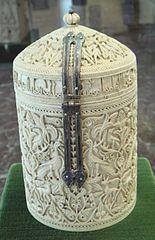 Pyxis of Zamora