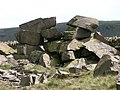 Boulders, Musbury Heights - geograph.org.uk - 435268.jpg