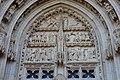 Bourges (18) Cathédrale Saint-Étienne - Extérieur - Portail Saint-Guillaume - 02.jpg