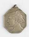 Bourse de Bruxelles - Banque Nationale, medal by Pierre Theunis, Belgium, (1938), Coins and Medals Department of the Royal Library of Belgium, 2N260-13 (recto).jpg