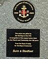 Boys Brigade commemorative stone - geograph.org.uk - 1615656.jpg