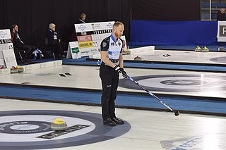 Brad Jacobs (curler) Canadian curler