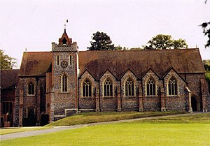 Bradfield College - Bradfield College Chapel