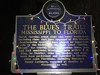 Bradfordville Blues Trail placard.jpg
