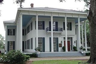 Bragg–Mitchell Mansion United States historic place