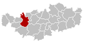 Braine-l'Alleud Brabant-Wallon Belgium Map.png