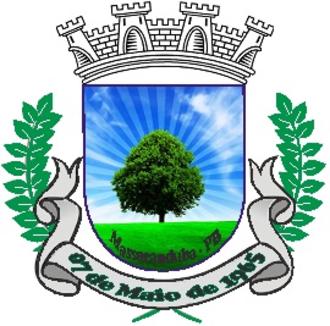 Massaranduba, Paraíba - Image: Brasão do Município de Massaranduba, PB