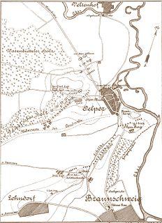 Battle of Ölper (1809)
