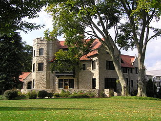 Moorestown, New Jersey - Breidenhart was placed on the National Register of Historic Places in 1977.