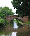 Bridge No 56, Trent and Mersey Canal near Handsacre - geograph.org.uk - 1001492.jpg