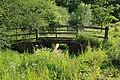 Bridge in Botley Wood - geograph.org.uk - 451165.jpg