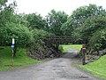 Bridge in Kelburn Park - geograph.org.uk - 841097.jpg