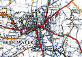 Bridgewater map 1946.jpg