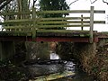 Bridleway Bridge over Alconbury Brook at Great Gidding - geograph.org.uk - 714555.jpg