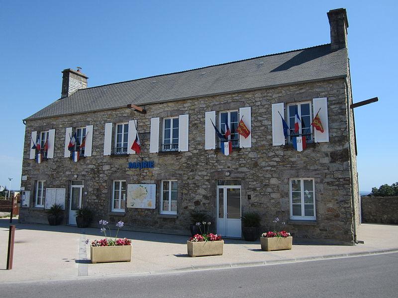 Mairie de Brix, Manche