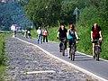Brnky, stezka podél Vltavy, pod Drahanským údolím (02).jpg