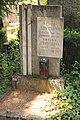 Brno, Štýřice, Ústřední hřbitov, hrob Josefa Urválka (2020-06-23; 01).jpg