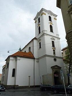 Brno, Kostel Nanebevzetí Panny Marie v Brně - 2.JPG