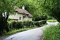 Broadhembury, cottage near Stafford Barton - geograph.org.uk - 173816.jpg