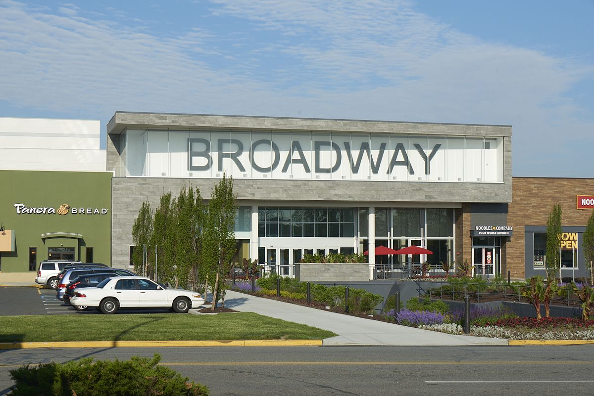 Broadway Mall Wikipedia
