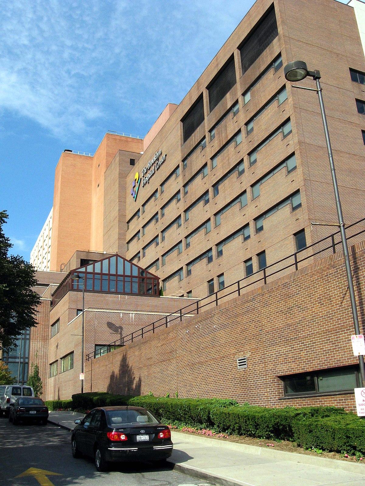Brooklyn Hospital Center - Wikipedia