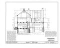 Brouwer-Rosa House, 14 North Church Street, Schenectady, Schenectady County, NY HABS NY,47-SCHE,8- (sheet 9 of 13).png