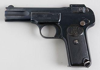 FN M1900 - Image: Browning 1900 (6971783631)