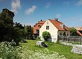 Fil:Brygghuset Sankt Hans 3 Vid St Hans kyrkoruin Visby.jpg
