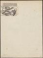 Buceros erythrorhynchus - 1865 - Print - Iconographia Zoologica - Special Collections University of Amsterdam - UBA01 IZ19300103.tif