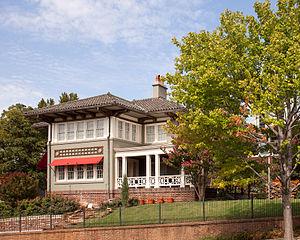 Buena Vista Park Historic District - Image: Buena Vista Park Historic District
