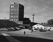 Building 470 - Pilot Plant - Fort Detrick, MD