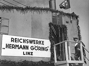 Linz - Hermann-Göring-Werke