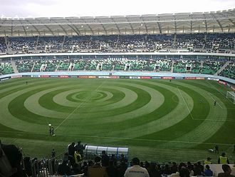 FC Bunyodkor - Bunyodkor Stadium, 26 March 2013