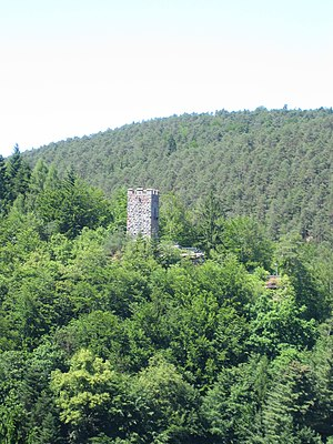 Esthal - Erfenstein Castle
