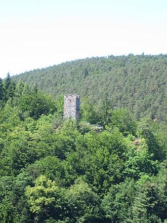 Esthal - Erfenstein Castle