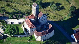 Katzenstein Castle castle in Dischingen, Germany