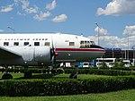Burgas Ilyushin IL-14P LZ-ILE 08.jpg