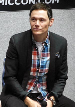 Burn Gorman - Image: Burn Gorman 2