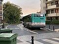 Bus Rue Maurice Couderchet Fontenay Bois 1.jpg