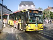 Bus TEC Liège-Verviers (extérieur)